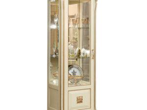 Шкаф с витриной «Алези 8 Люкс» П350.08-01л