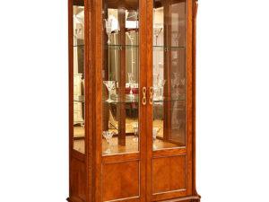 Шкаф с витриной «Алези 2» П350.19