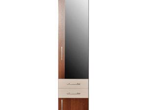 Шкаф комбинированный для прихожей «Эльба» П217.02
