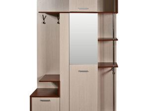 Шкаф комбинированный для прихожей «Эльба» П217.06