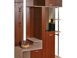 Шкаф комбинированный для прихожей «Эльба» П217.07