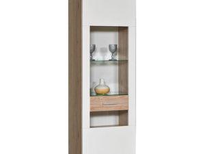 Шкаф с витриной «Арно» П448.01-01