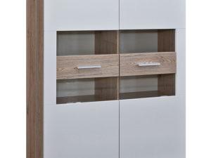 Шкаф с витриной «Арно» П448.02