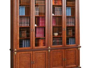 Шкаф для книг «Валенсия 4» П444.24
