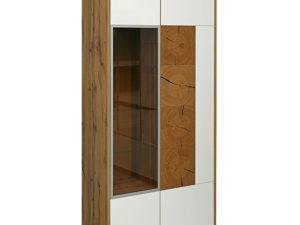 Шкаф с витриной «Гелиос» П550.01