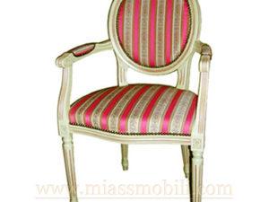 Кресло Луиджи кремовое Стулья и кресла в Миассе