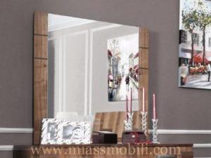 Зеркало к комоду Canaletto шпон микс в Миассе