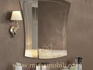 Зеркало к комоду или туалетному столу Viola беж в Миассе