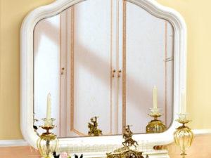 Зеркало к комоду белая в Миассе
