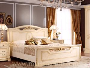 Кровать беж в Миассе