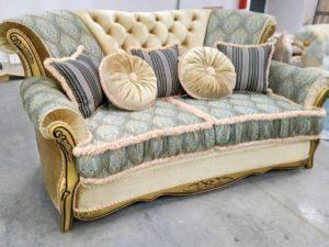 Прямой диван Мадрид-2