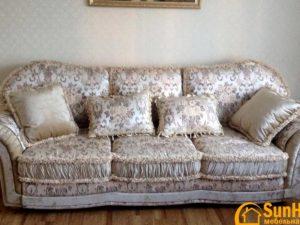 Прямой диван Монарх