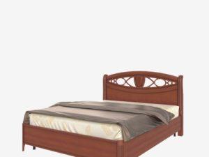 Кровать с низким изножьем (Сп В-8-15 НЭ)