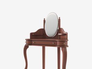 Стол туалетный угловой (Сп ВСТ)