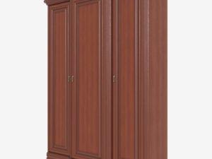 Шкаф для одежды 3-дверный с выступом (Сп В-8-2/2)