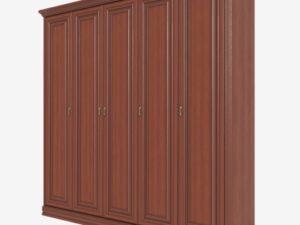 Шкаф для одежды 5-дверный без зеркал (Сп В-8-4)