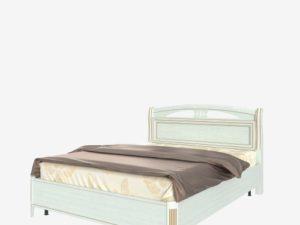 Кровать с низким изножьем (Сп -8-15 Э)