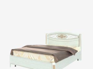Кровать с низким изножьем (Сп -8-6 ЛЭ)